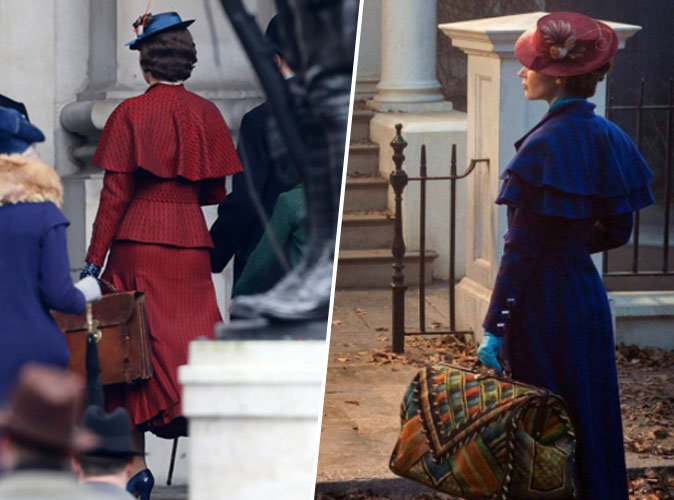 découvrez qui se cache derrière Mary Poppins !