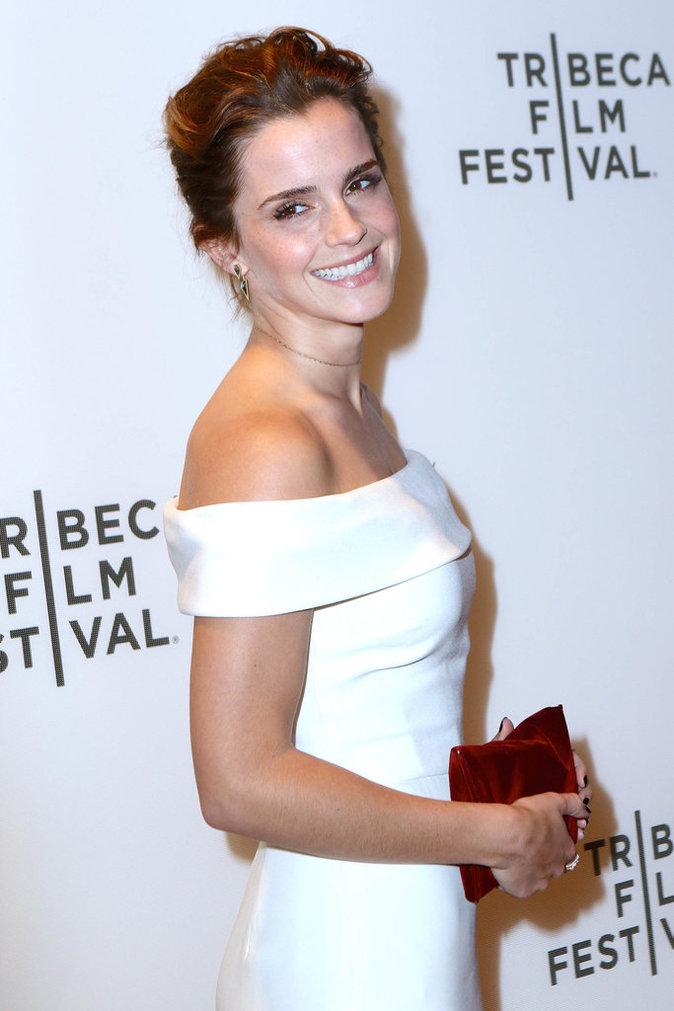 Photos : Emma Watson : L'actrice n'est vraiment pas douée pour mentir