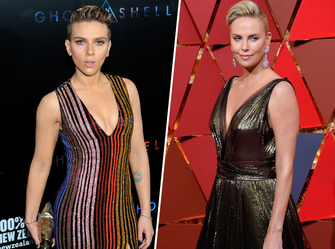 Scarlett Johansson : On la confond souvent avec Charlize Theron