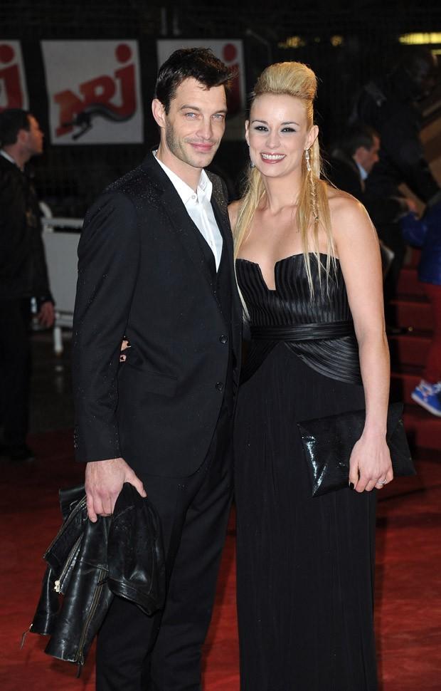 Photos nrj music awards 2012 elodie gossuin david guetta christophe ma tous ceux qui - Elodie gossuin et bertrand lacherie ...