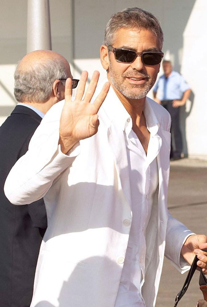 Vous pourrez croiser George Clooney en vacances en Italie !