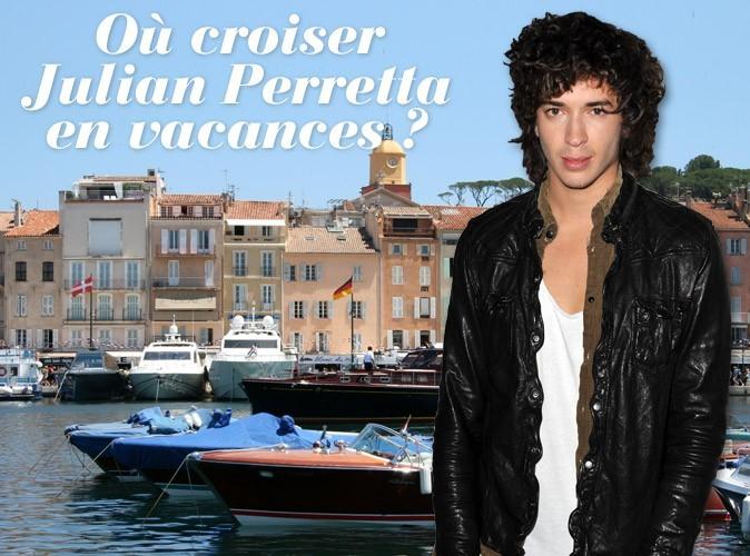 Exclu Public : Julian Perretta : vacances entre potes à Saint Trop' !