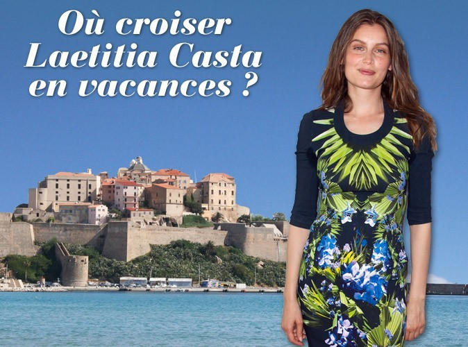 Exclu Public : Laetitia Casta : elle se ressource en Corse !