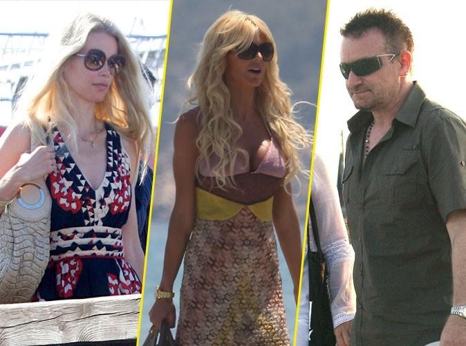 Exclu Public : Victoria Silvstedt, Claudia Schiffer, Bono... où croiser les stars dans le Sud-est cet été ?