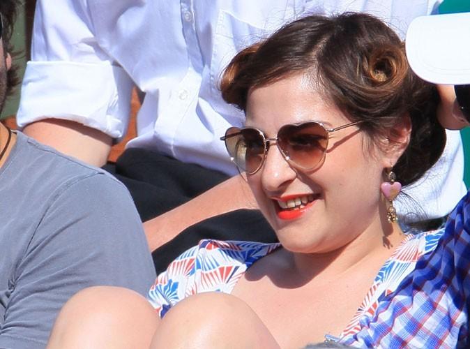 Vous pourrez croiser Marilou Berry en vacances à La Baule !