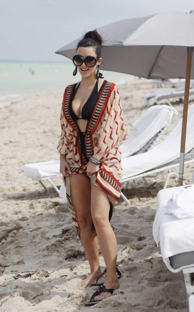 Star en vacances : où croiser Kim Kardashian cet été ?