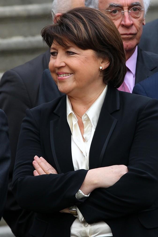 Quand Martine Aubry ose, tout lui sourit !