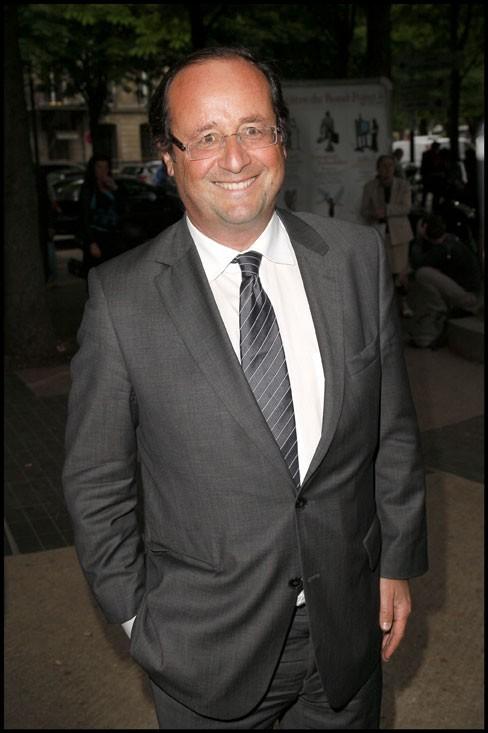 François Hollande déjà un peu aminci !