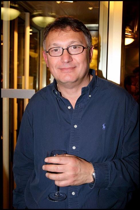 Le journaliste Patrick Besson