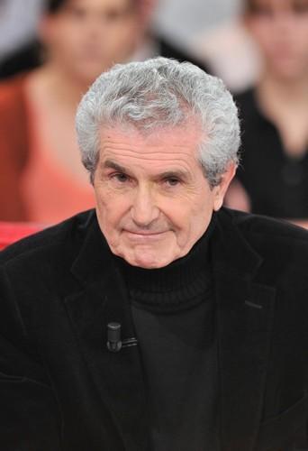 Le réalisateur Claude Lelouch