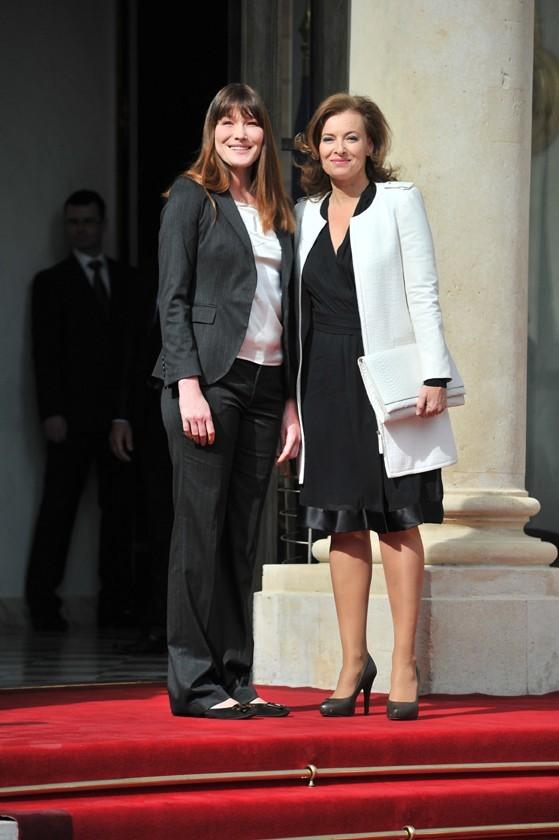 Pantalon pour Carla et jupe pour Valérie