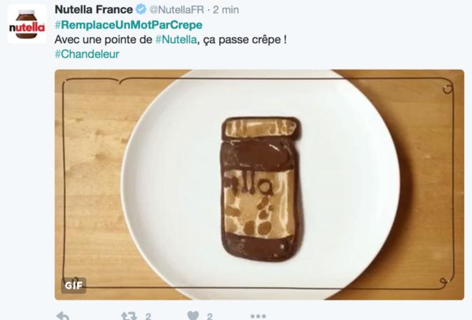 Public Buzz : Photos : #RemplaceUnMotParCrêpe, les internautes délirent pour la Chandeleur !
