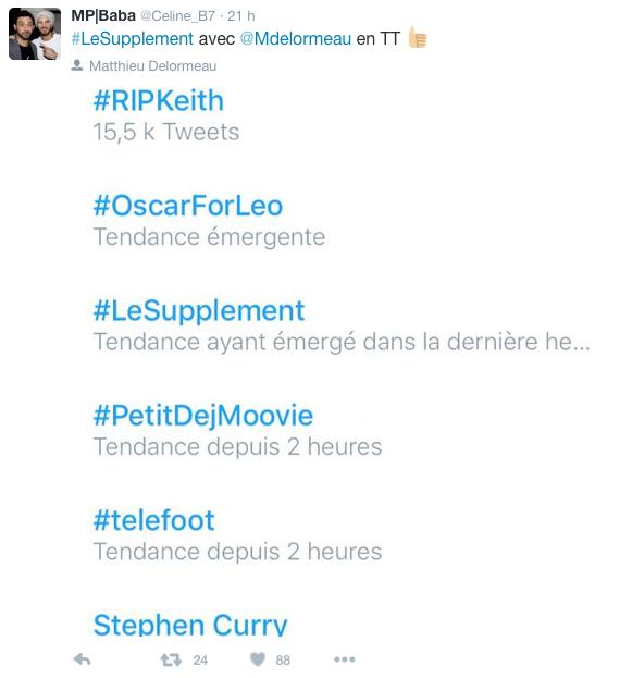 Public Buzz : Sa nouvelle émission sur D8, son enfance, les internautes découvrent qui est vraiment Matthieu Delormeau !