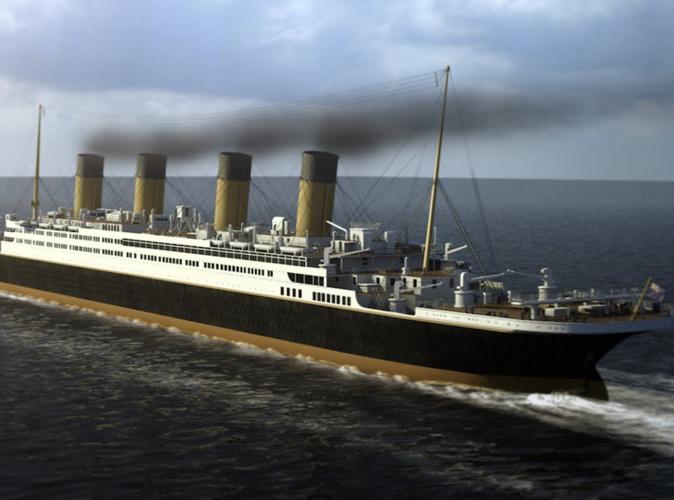 Public Buzz : Vidéo : Titanic 2 débarque en 2018 !
