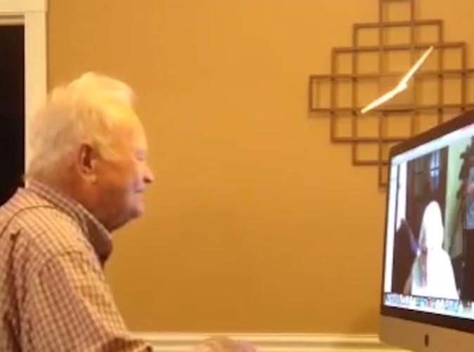 Public Buzz : Vidéo : Un vétéran de la Seconde Guerre Mondiale retrouve son premier amour 70 ans après !