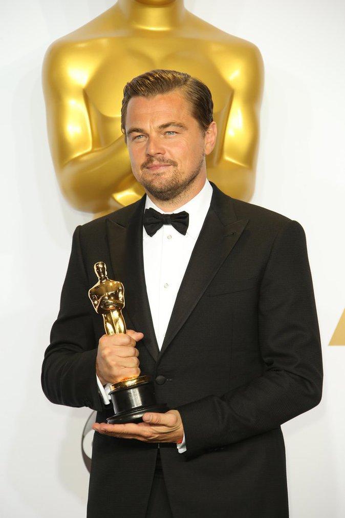 1- Leonardo DiCaprio a enfin son Oscar