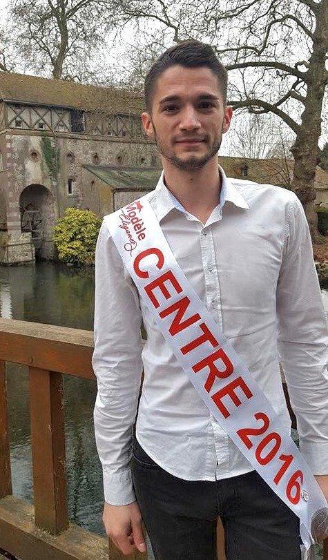 CENTRE – Frédéric Carlot – 26 ans – 1,72m – Adjoint Administratif Paramédical