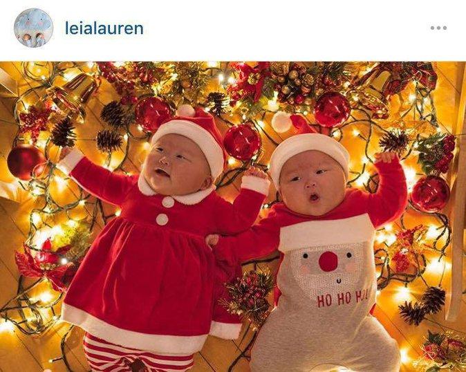 """Public Buzz : Photos : A 8 mois, elles sont les jumelles les plus """"hype"""" du monde !"""