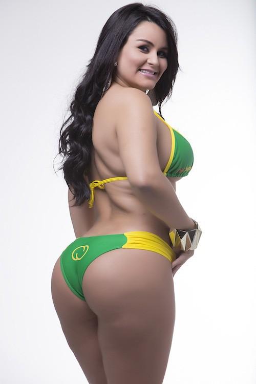 Public Buzz : Photos : l'élection des plus belles fesses du Brésil, c'est maintenant !