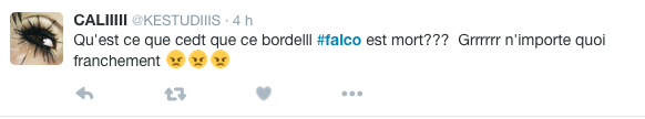 Public Buzz : Photos : La mort de Falco fait pleurer les fans de la série !