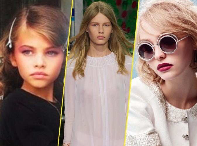 La sexualisation des enfants dans le monde de la mode