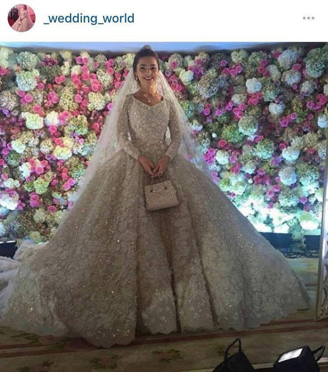Public Buzz : Photos : Le mariage de ce couple milliardaire va vous faire rêver !