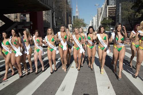 Public Buzz : Photos : les fesses brésiliennes toujours à l'honneur !