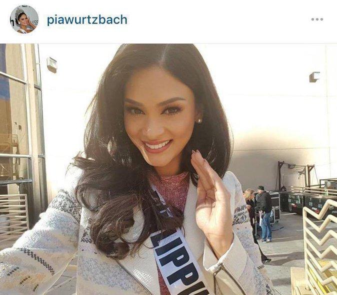 Public Buzz : Photos : Miss Univers 2015 est en couple avec… le médecin le plus sexy du monde !