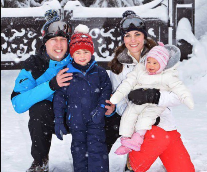 4-  La famille royale part en vacances