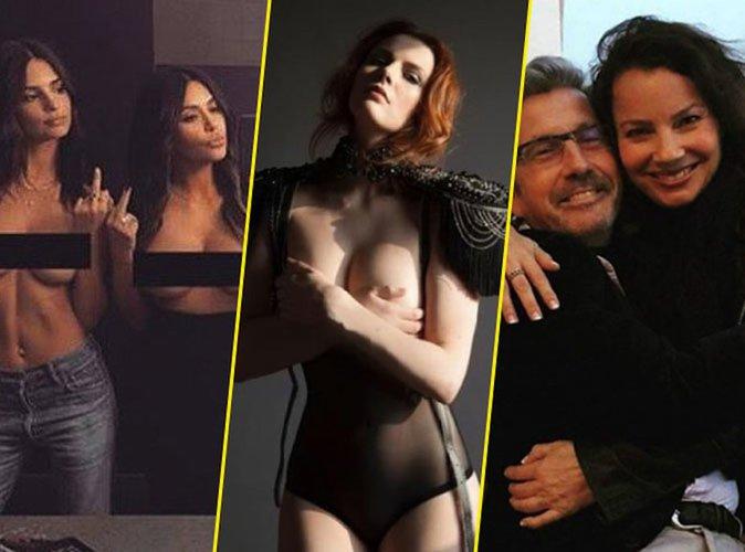#Top10Public n°6 : Kim Kardashian, Elodie Frégé, Miss Fine, les 10 photos marquantes de la semaine !