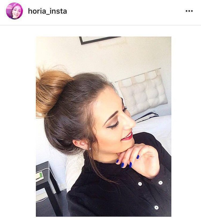 Public Buzz : Photos : Horia, la Youtubeuse beauté qui séduit aussi les garçons !