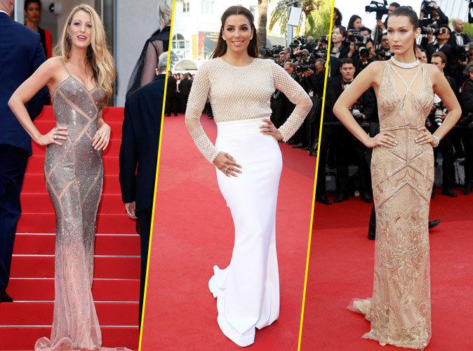 6- Cannes 2016 : Eva Longoria, Blake Lively, Leïla Bekhti : les L'Oréal girls ouvrent le Festival !