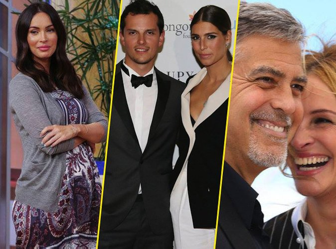 #Top10Public n°11 : Megan Fox, Laury Thilleman, George Clooney, les 10 photos marquantes de la semaine !