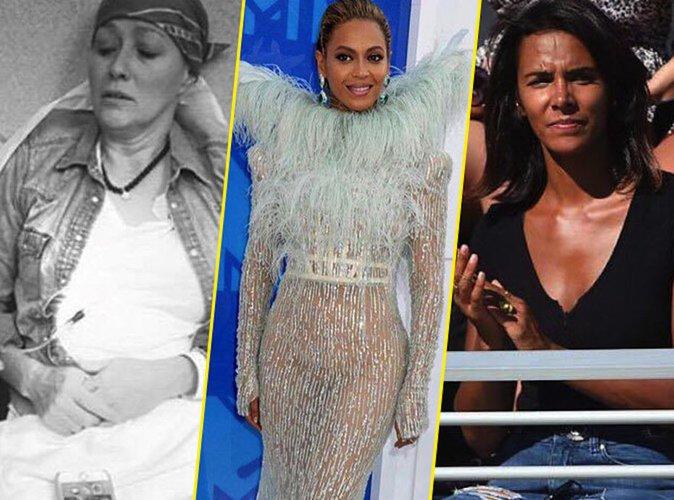 #Top10Public n�23 : Shannen Doherty, Beyonc�, Shy'm, les 10 photos marquantes de la semaine !