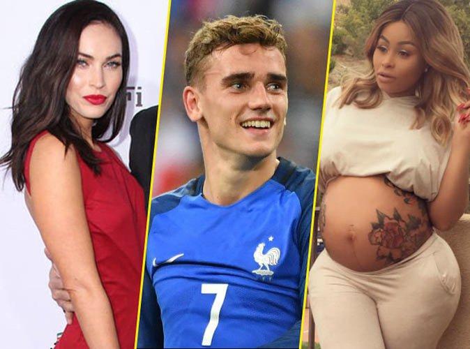 #Top10Public n°31 : Megan Fox, Antoine Griezmann, Blac Chyna, les 10 photos marquantes de la semaine !