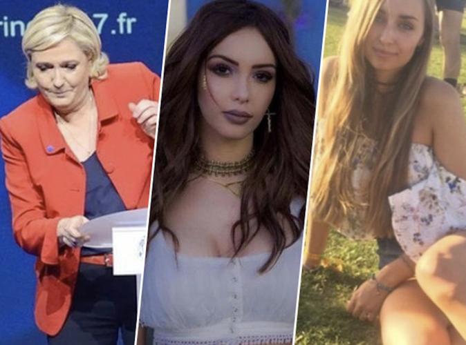 #Top10Public n°46 : Marine Le Pen, Nabilla, Emma Smet, les 10 photos marquantes de la semaine !