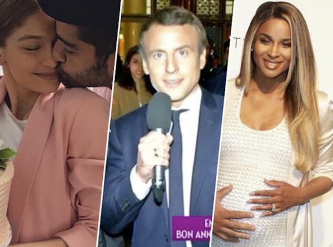 #Top10Public n°47 : Gigi Hadid, Emmanuel Macron, Ciara, les 10 photos marquantes de la semaine !