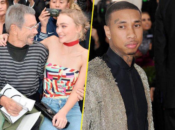 #TopNewsPublic : Lily-Rose Depp une ado difficile,  Kylie Jenner et Tyga se séparent !