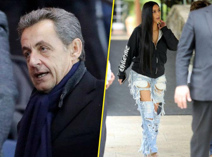 #TopNewsPublic : Nicolas Sarkozy arrêté par la police, Kim Kardashian ne se cache plus !