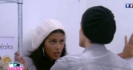 Elle lui demande de choisir entre elle et Juliette ?