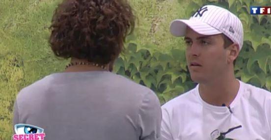Mais il le dit clairement à Daniel, il n'aime pas Morgane !