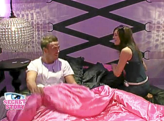 Secret Story 5 : Jonathan et Morgane n'ont pas résisté à l'appel de la love-room