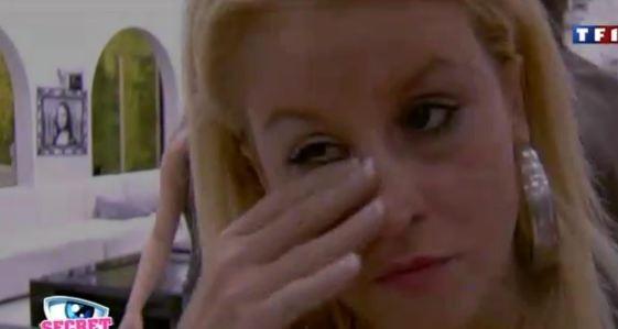 Sabrina, trop triste après le départ de Geof !