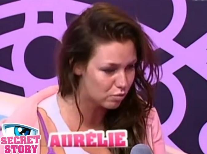 Vidéo : Secret Story 5 : Aurélie craque complètement !
