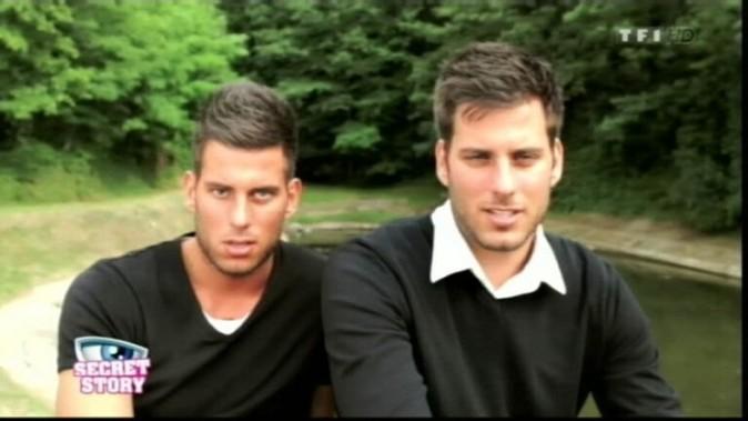 Zeljko et Zarko, le jumeaux serbes ...