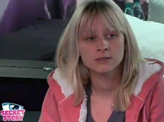 """Vidéo : Secret Story 6 : Virginie : """"Y a trop de choses qui me font du mal"""" !"""