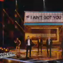 Garou et ses talents chantent... If I ain't got you ! On s'en serait douté !