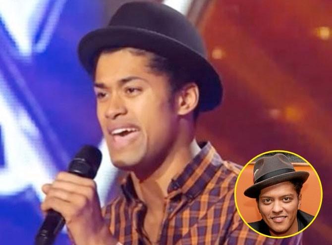 """Exclu Public : Thomas (The Voice) : """"Ça m'agace qu'on me compare à Bruno Mars"""""""