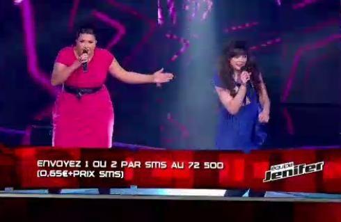 Amalya Delepierre et Al.Hy chantent en duo