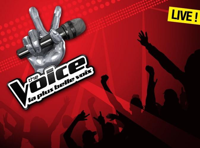 The Voice : suivez en live la demi-finale en direct !